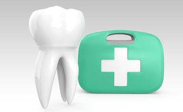 フッ素で丈夫な歯